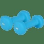 Dumbbells en fitness artikelen